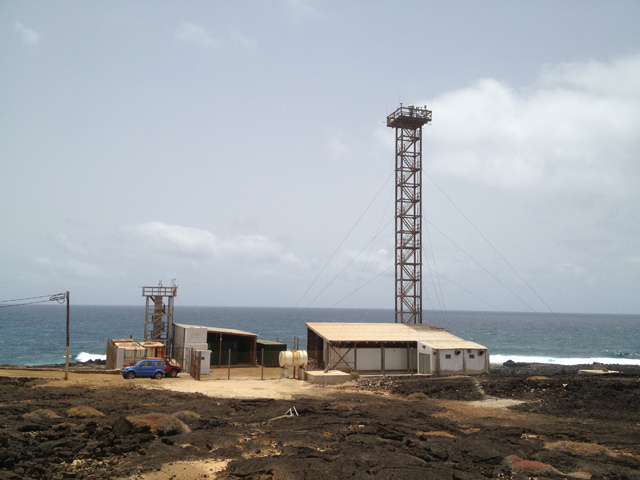 Cape Verde Atmospheric Observatory (CVAO)
