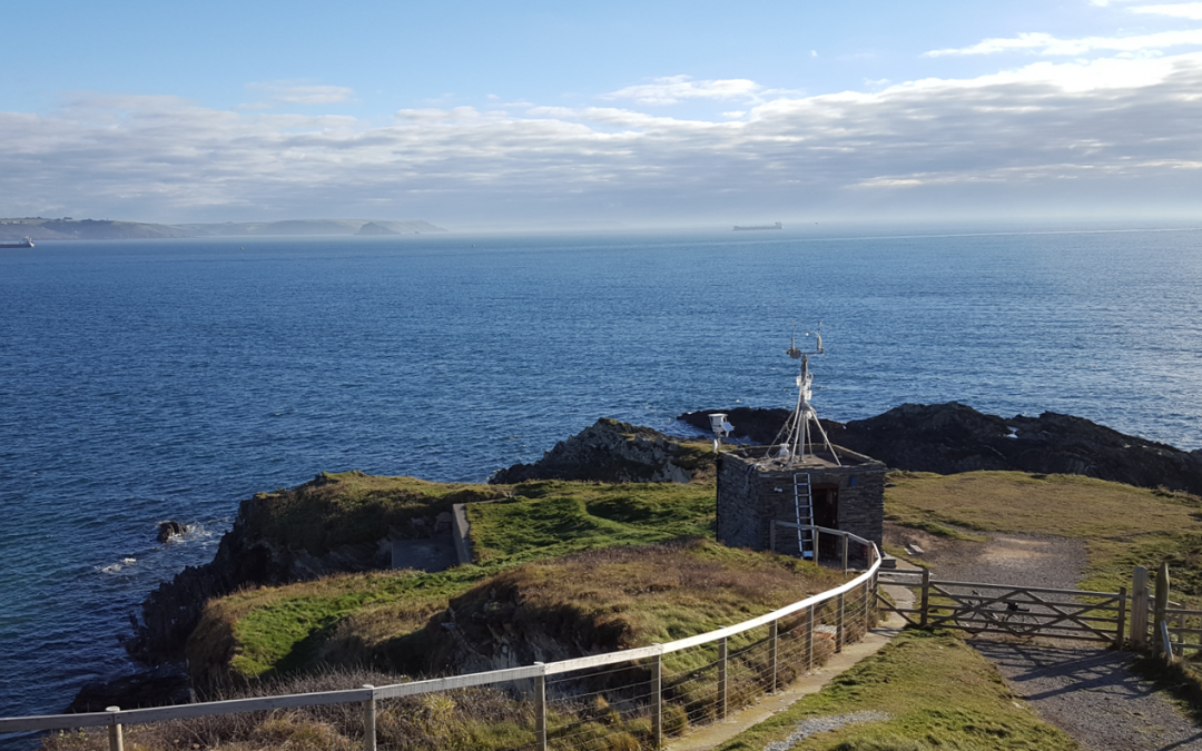 Community Observatory: Penlee Point Atmospheric Observatory (PPAO) – Operated by Plymouth Marine Laboratory