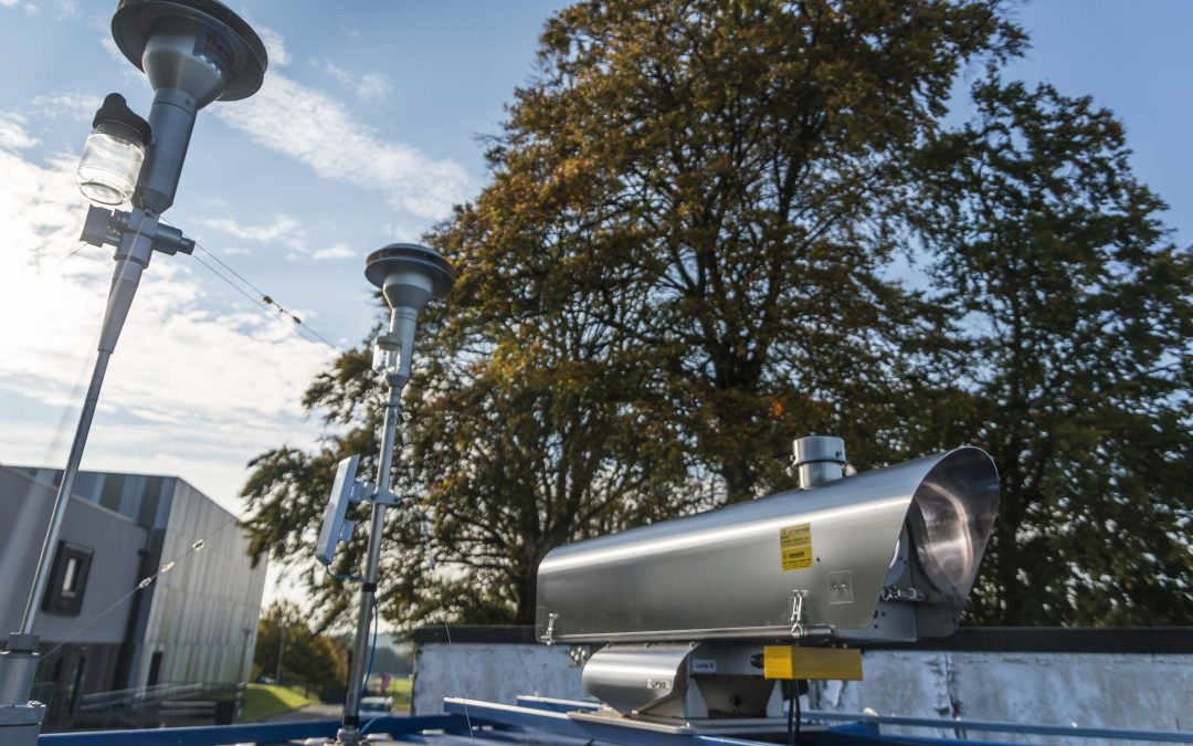 Community Observatory: The Brighton Atmospheric Observatory (BAO) – Operated by University of Brighton